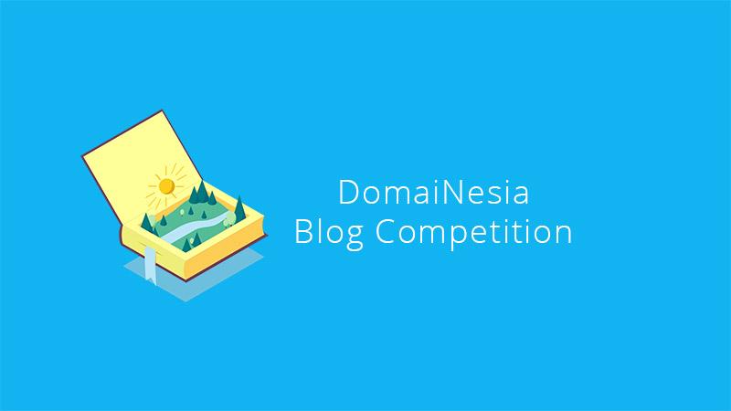 Lomba Blog Domainesia