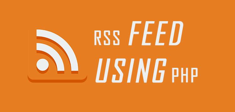 RSS FEED DENGAN PHP