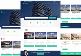 Web Property Responsive Design