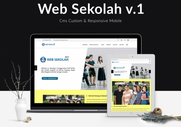 Web Sekolah,S-widodo.com Digital Marketing