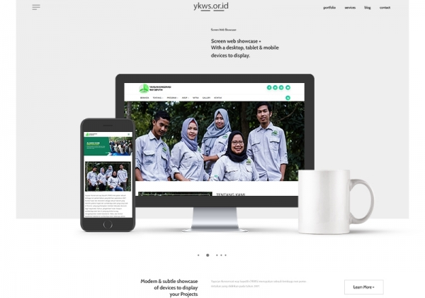 Yayasan Konservasi way Seputih,S-widodo.com Digital Marketing